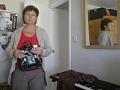 My mum Alyson