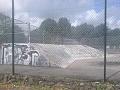 Victoria Park, Skate Ramp, Leicester