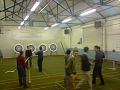 ktp archery day at Beaumanor Hall, Quorn
