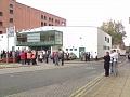 Phoenix Yard Leicester fire alarm fiasco