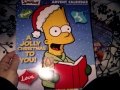 Bart Simpson advent calendar day one