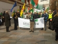 Leicester st patricks day parade