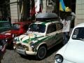 ZAZ-965 car rally, Lviv, Ukraine