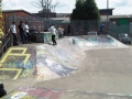 Devonshire Green, Skatepark, Sheffield