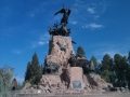 Army of the Andes monument, Mt. Glory, Mendoza