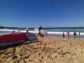 Sunny Manly Beach, Sydney, Australia