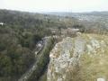Top of High Tor, Matlock Bath, Peak District