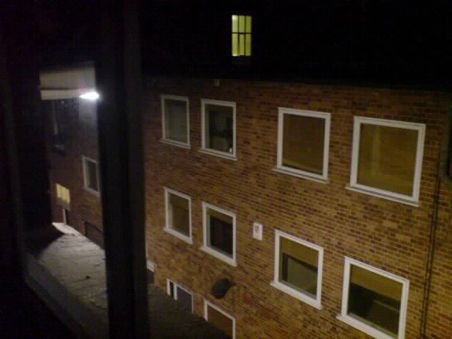 Wycliffe Street flats