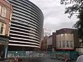 Curve theatre, cultural quarter, Leicester