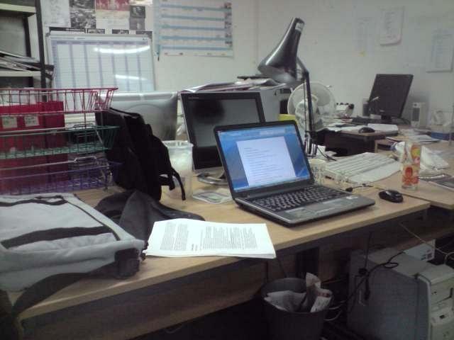 New desk - phoenix, Leicester