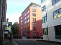 Colton square, leicester, over priced box living