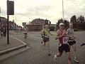 Leicester marathon, london road