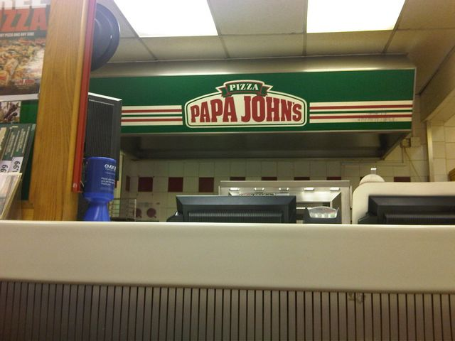 papa johns pizza takeaway leicester