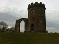 Castle at Bradgate park Leicesterhire