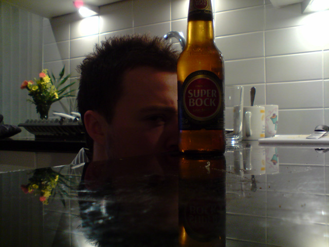 1 eye on my Super Bock sabor autentico