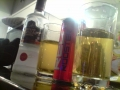 Red rooster and russian standard vodka