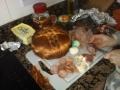 Ukrainian Easter Late Breakfast