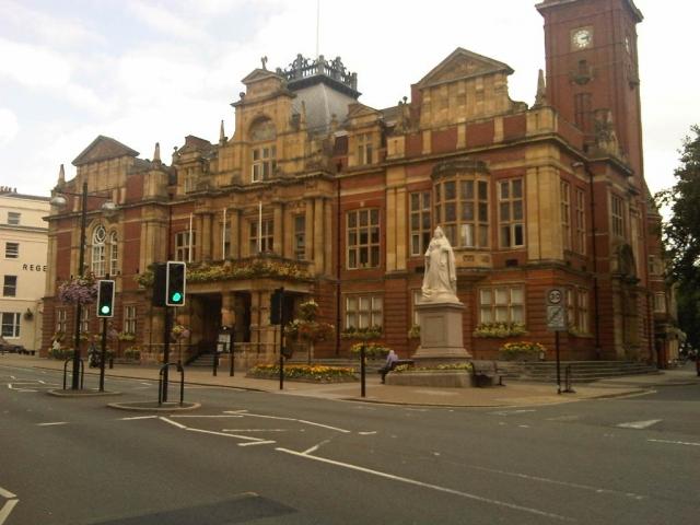 Leamington Spa Town Hall