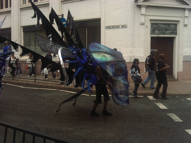 Leicester Caribbean Carnival Dancer