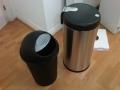 simple human round soft bin