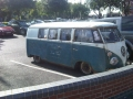 VW Camper Van from University of Alabama