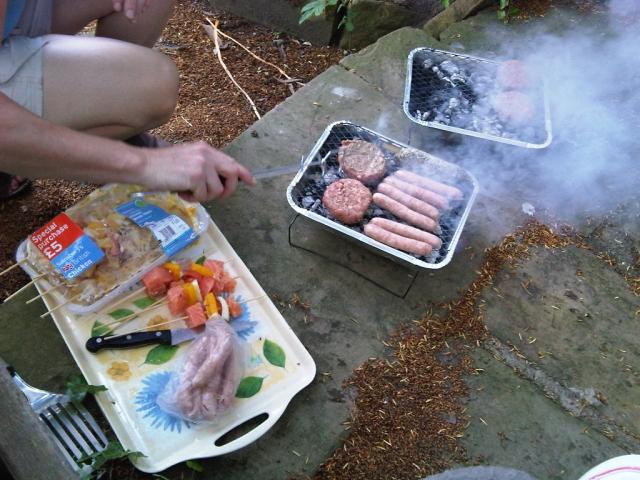 Southwell Garden BBQ Day