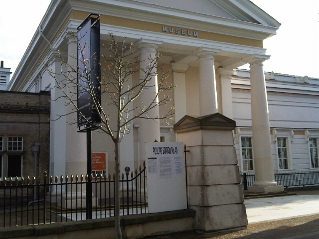 New Walk Museum and Art Gallery, Leicester
