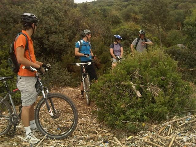 mountain bike hill ride turkey