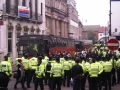 EDL in Leicester moved on by police