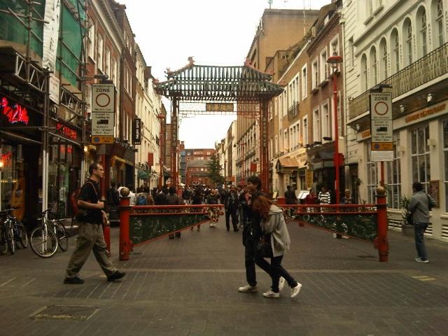 Chinatown, London W1