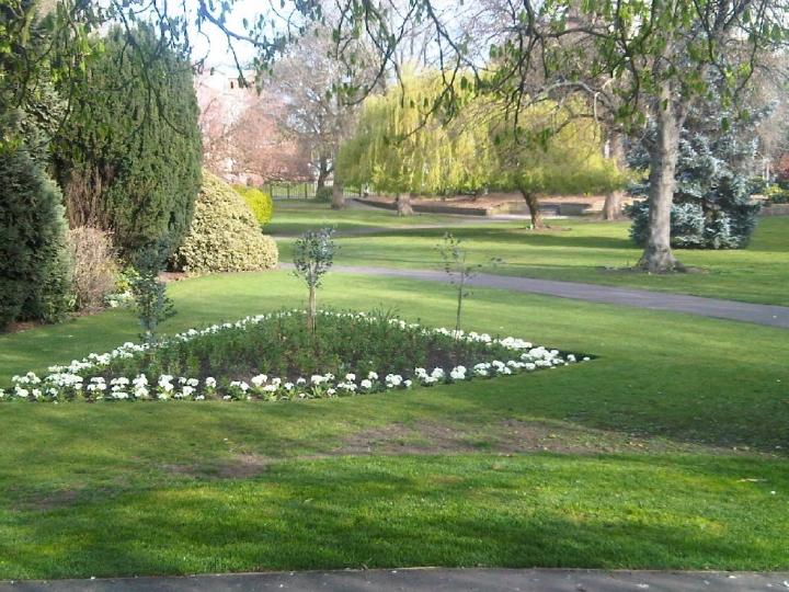 Castle Park Gardens, Leicester