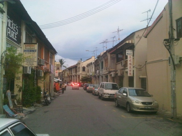 Love Lane, Georgetown, Pulau Penang