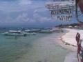 Sunny view from Bunga Bungalo, Nusa Lembongan
