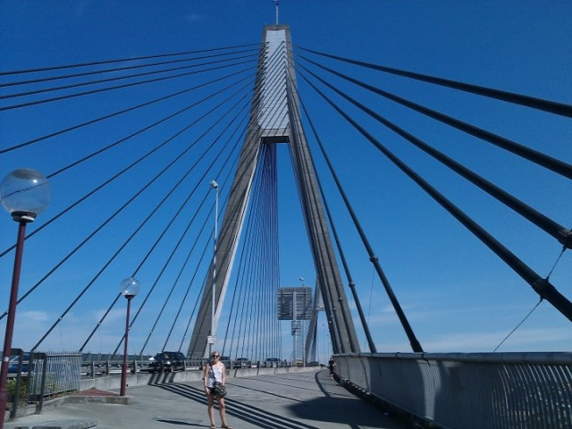 Anzac bridge, Sydney