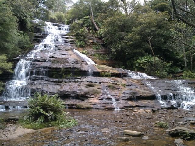 Katoomba Falls, Blue Mountains, NSW