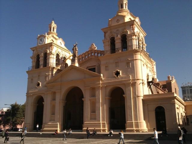 Córdoba Cathedral, Córdoba, Argentina