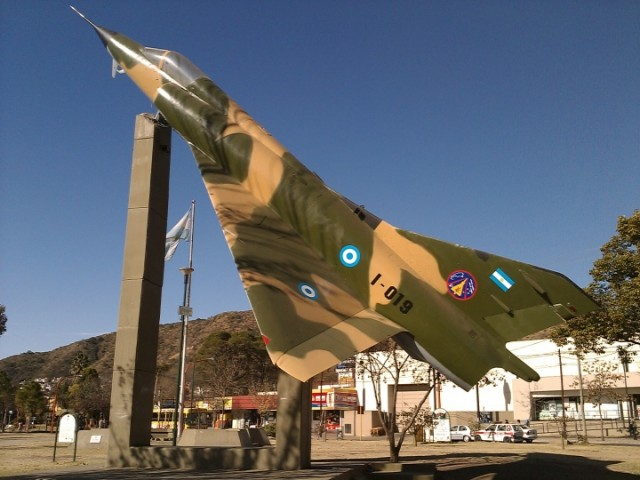 Falklands War Memorial, Villa Carlos Paz, Córdoba