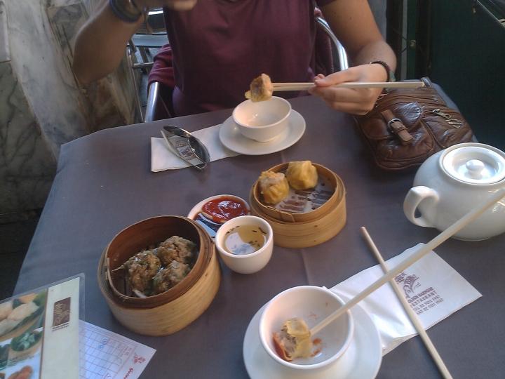 Yum Cha, Golden Harbour Restaurant, Sydney