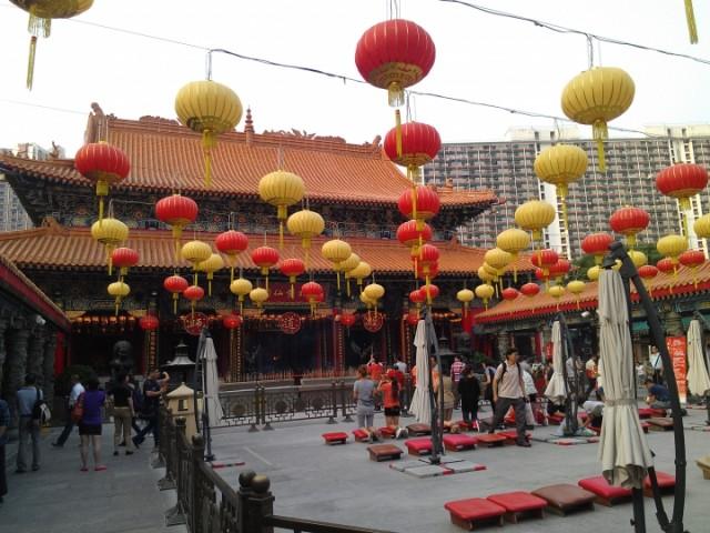 Sik Sik Yuen Wong Tai Sin Temple, New Kowloon