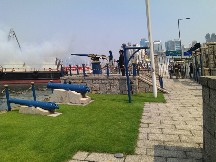 The Jardines Noonday Gun, Hong Kong