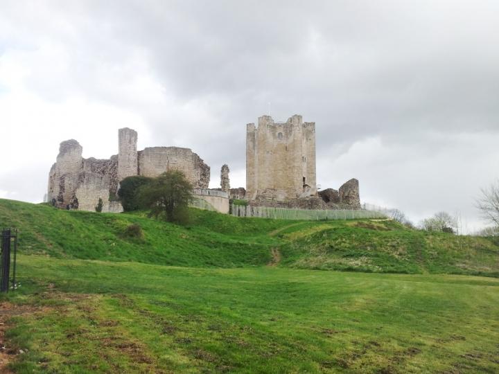 Conisbrough Castle, Castle Hill, Doncaster