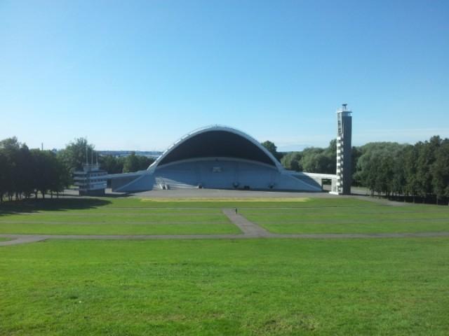 Tallinn Song Festival Grounds, Estonia