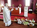 Ukrainian Easter Basket Blessing