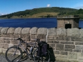 Cycling to Ladybower Reservoir, Derbyshire