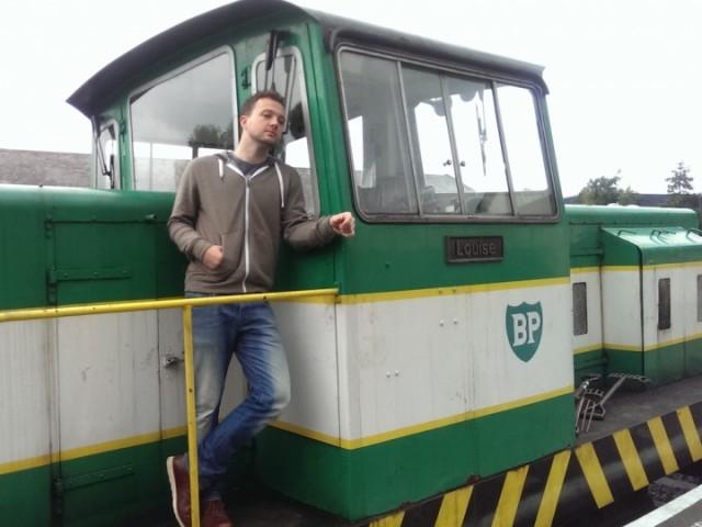 Me and Louise, Elsecar Heritage Railway