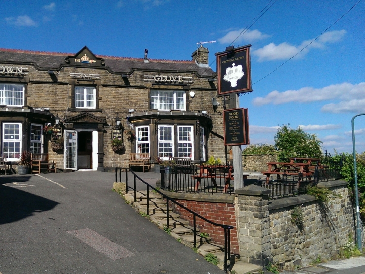 Crown and Glove Pub, Stannington, Sheffield