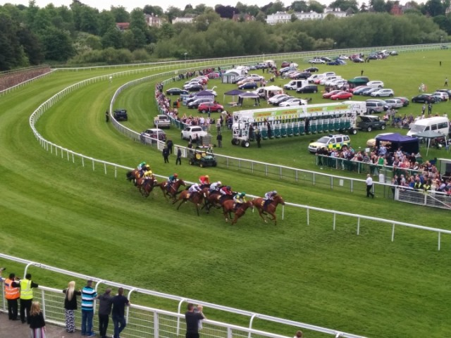 Chester Race Course, Matthew Clark day, Cheshire
