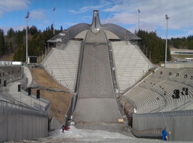 Holmenkollbakken, Oslo, Norway