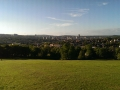 View from Meersbrook Park, Sheffield