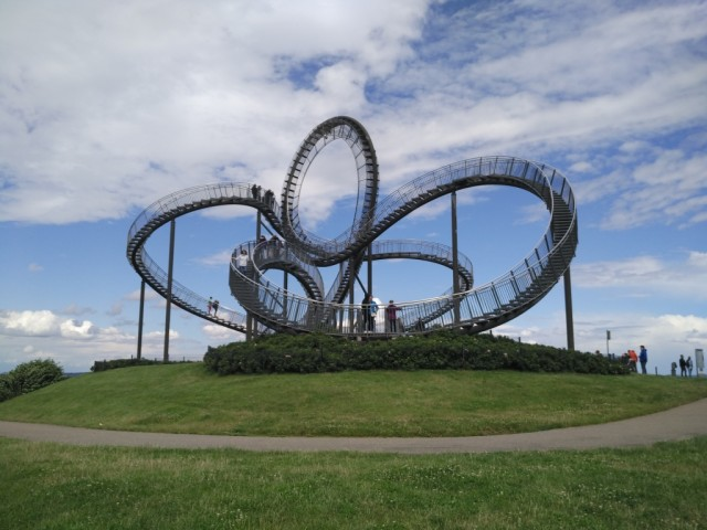 Tiger and Turtle Magic Mountain, Duisburg